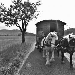 La roulotte Geffa (France)