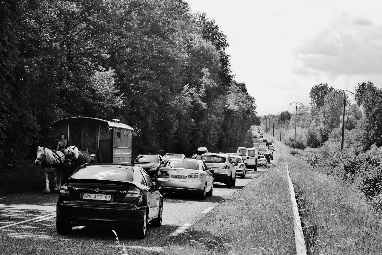 Beinheim, frontière (France/Allemagne)