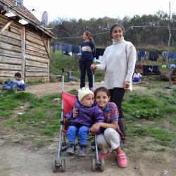 Mag, village tsigane (Roumanie)